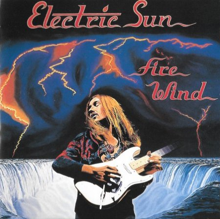 ELECTRIC SUN - FIRE WIND 1980 (1996 Japan Edition) (Lossless + MP3)