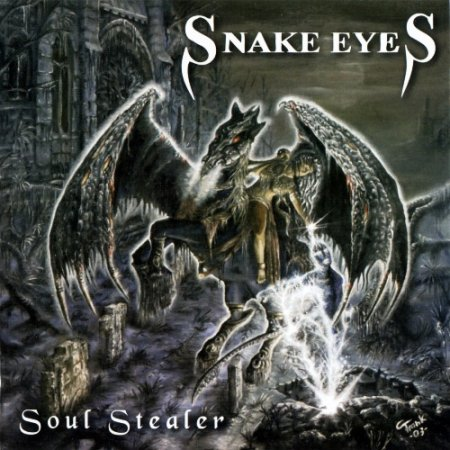 Snake Eyes - Soul Stealer 2008 (Lossless)