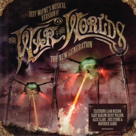 Jeff Wayne - The War Of The Worlds: The New Generation 2012