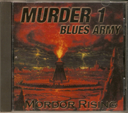 Murder 1 Blues Army - Mordor Rising 2001