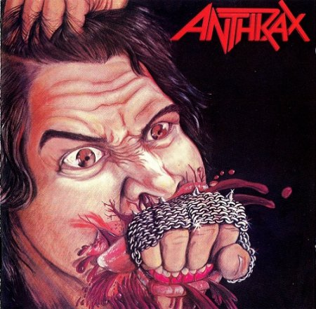 Anthrax - Fistful Of Metal 1983 (1992 Japanese Edition) Lossless