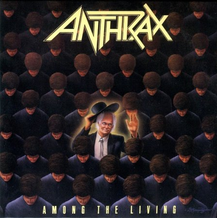 Anthrax - Among The Living 1987 (2013 Japanese Edition) Lossless