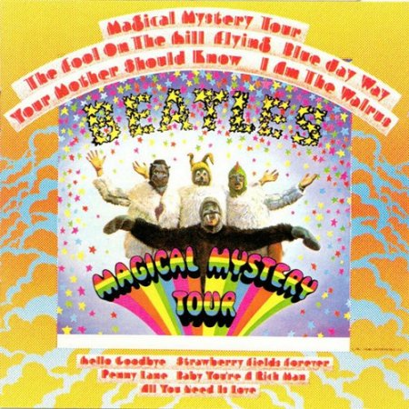 The Beatles - Magical Mystery Tour (MFSL Ebbetts Remastered) 1967 (2008)