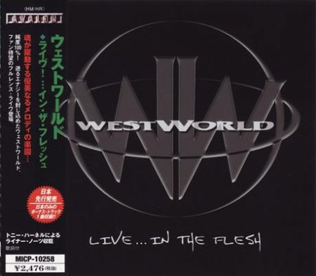 Westworld - Live...In The Flesh 2001 (Lossless)