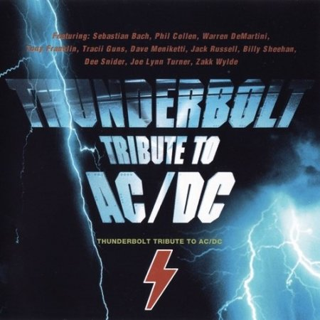 VA - Thunderbolt - Tribute To AC/DC 1997 (Lossless)