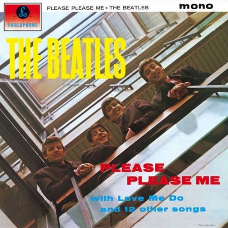 The Beatles - Please Please Me (MFSL Ebbetts Remastered) 1963 (2008)