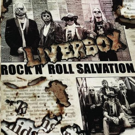 Liverbox - Rock 'N' Roll Salvation 2018