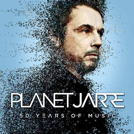 Jean-Michel Jarre - Planet Jarre: 50 Years Of Music (2CD) 2018 (lossless)
