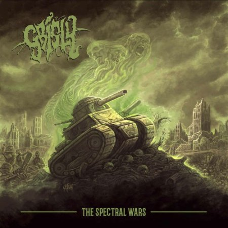 Grisly - The Spectral Wars 2018