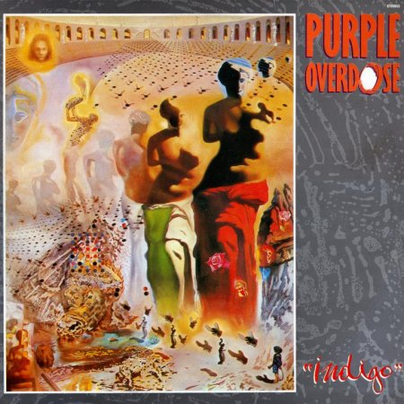 Purple Overdose - Indigo 1990