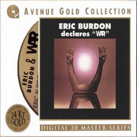"Eric Burdon & War - Eric Burdon Declares ""War"" 1970 (1995)"
