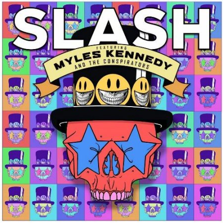 Slash (feat. Myles Kennedy & The Conspirators) - Living the Dream 2018