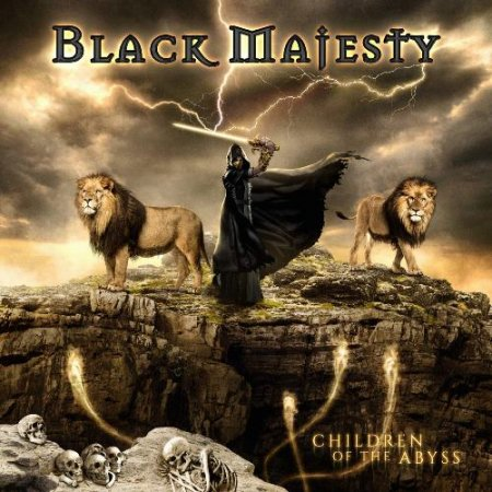Black Majesty - Children Of The Abyss 2018