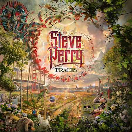 Steve Perry - Traces (Deluxe Edition) 2018