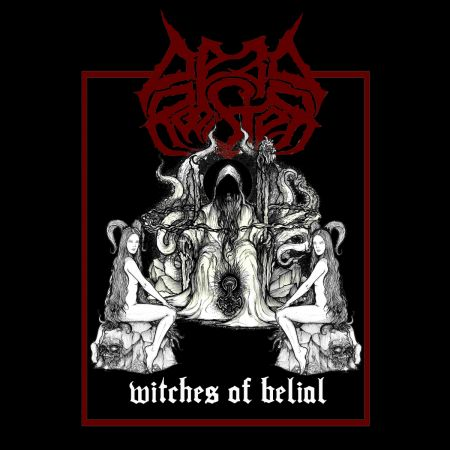 Dead Rooster - Witches Of Belial (EP) 2012