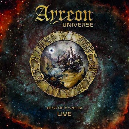 Ayreon Universe - Best Of Ayreon Live 2018 (Lossless)