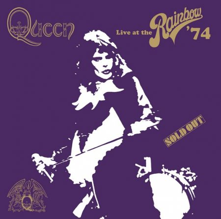 Queen ‎– Live At The Rainbow '74 (2014) (Lossless + MP3)