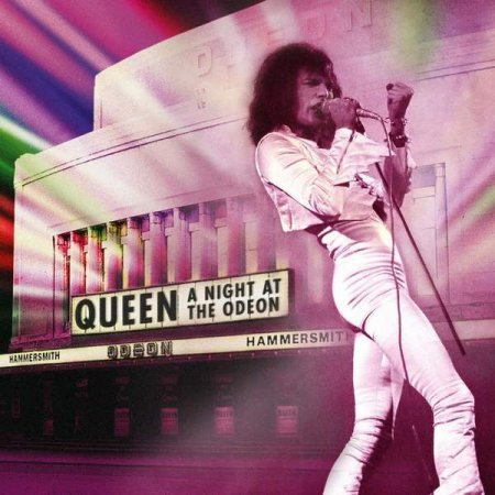 Queen - A Night at the Odeon 1975 (2015) (Lossless)
