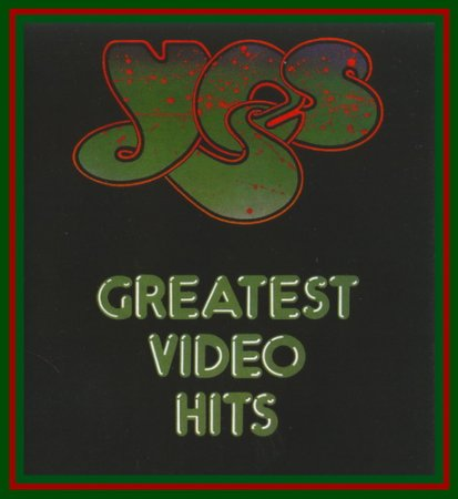 YES - Greatest Video Hits - 1977-1991. (1991) (VIDEO)