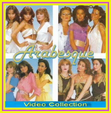 Arabesque -  Video Collection 2010 (VIDEO)