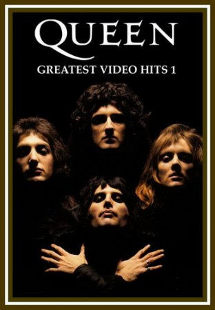 Queen - Greatest Video Hits  vol.1. 2002 (VIDEO)