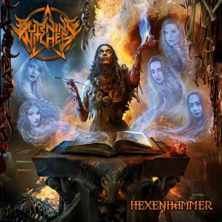 Burning Witches - Hexenhammer (Limited Edition) 2018 (Lossless+MP3)