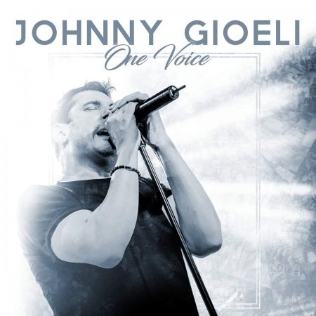 Johnny Gioeli - One Voice (Japanese Edition) 2018