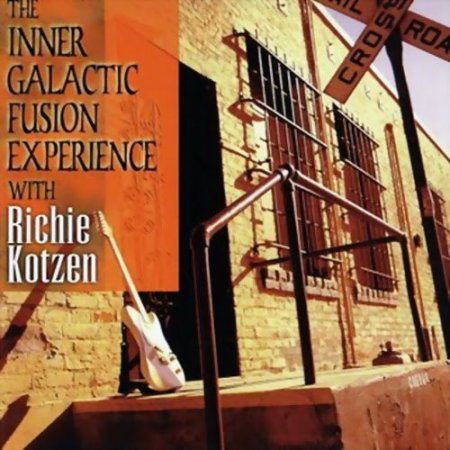 Richie Kotzen - The Inner Galactic Fusion Experience 1995 (Lossless + MP3)