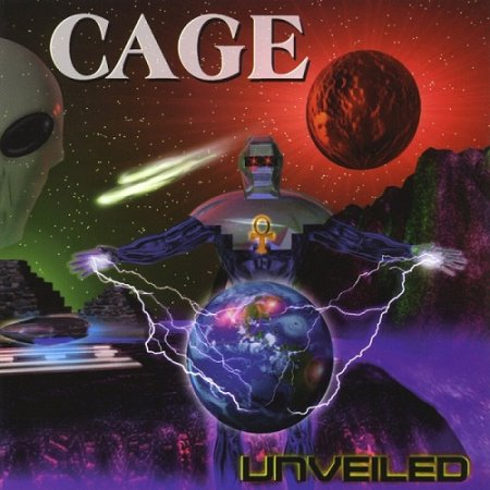 Cage - Unveiled 1998