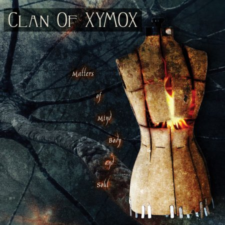 Clan Of Xymox - Matters Of Mind, Body And Soul 2014