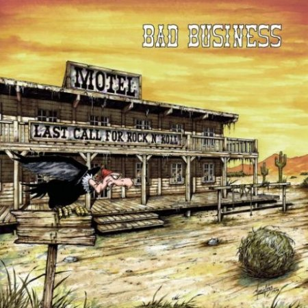 Bad Business - Last Call For Rock'n'Roll 2019