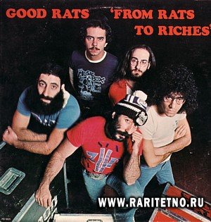 Good Rats - From Rats to Riches 1978