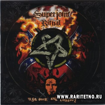 Superjoint Ritual - Use Once And Destroy 2002