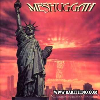 Meshuggah - Contradictions Collapse 1991