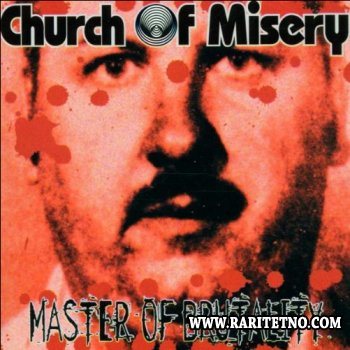 Church of Misery - Master of Brutality 2006