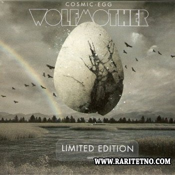 Wolfmother - Cosmic Egg 2009