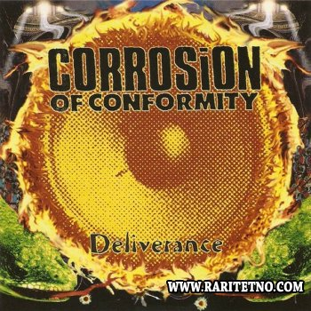 Corrosion Of Conformity - Deliverance 1994