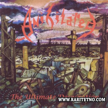 Anihilated - The Ultimate Desecration 1989