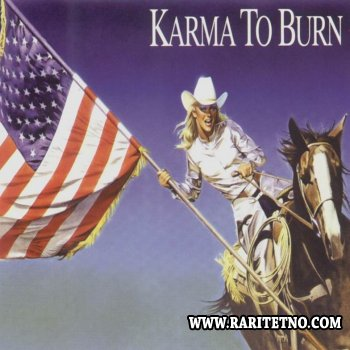 Karma To Burn - Wild Wonderful Purgatory 1999