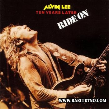 Alvin Lee & Ten Years Later - Ride On 1979