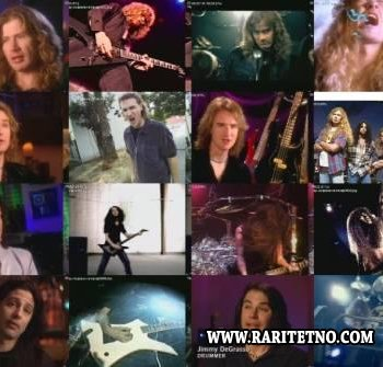 Megadeth - Behind the music 2001
