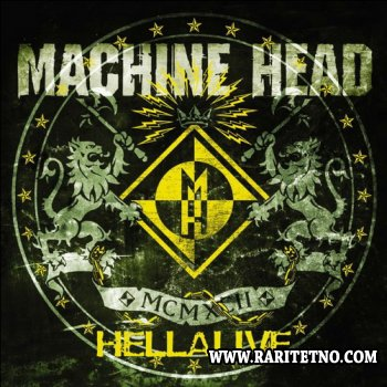 Machine Head - Hellalive 2003