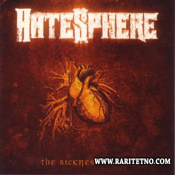 HateSphere - The Sickness Within 2005