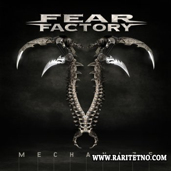 Fear Factory  - Mechanize 2010