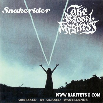 The Moon Mistress/Snakerider – Obsessed By Cursed Wastelands 2011