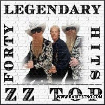 ZZ Top - Forty Legendary Hits 2011