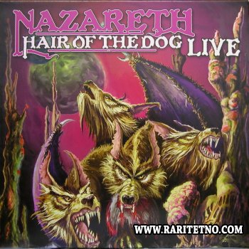 Nazareth - Hair of the Dog Live 2008