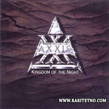AXXIS - KINGDOM OF THE NIGHT 1989