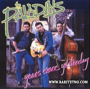 The Paladins - Years Since Yesterday 1988 (Lossless + Mp3)