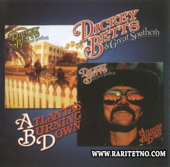 Dickey Betts & Great Southern - The Arista Recordings 1977, 1988 (Lossless+MP3)